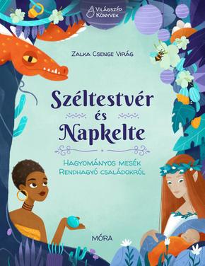 Zalka Csenge Virág:Széltestvér és Napkelte