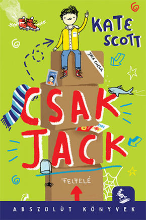 Kate Scott: Csak ​Jack